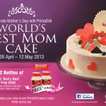 Celebrate Mother's Day with PrimaDeli!