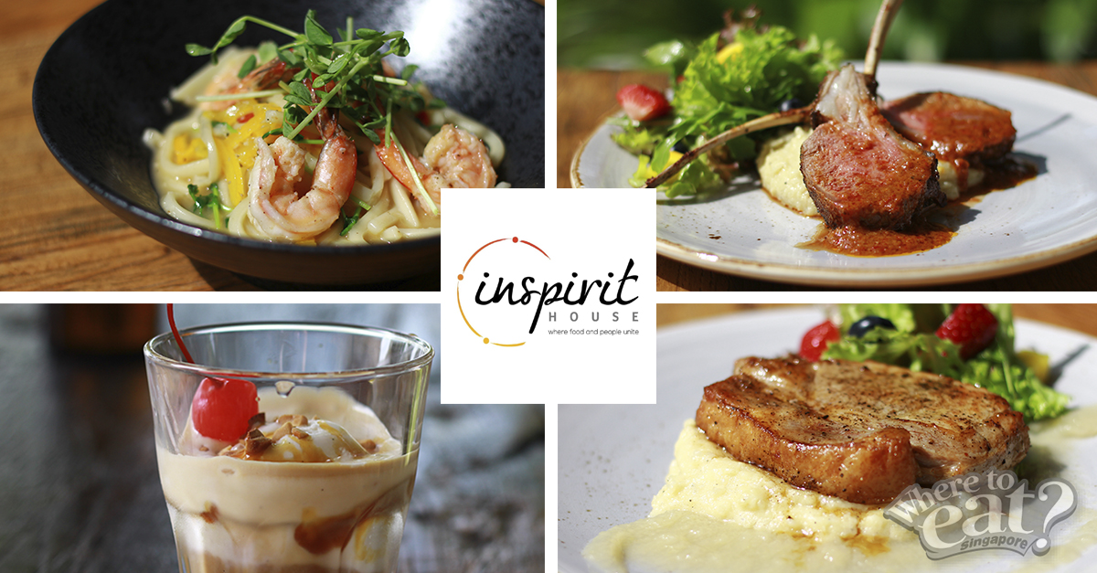 Where To Eat Singapore - Inspirit House Featured