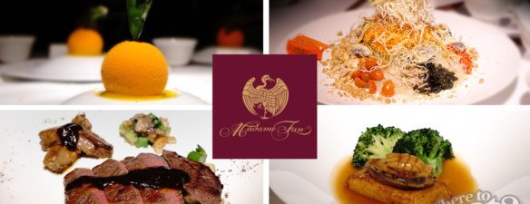 Madame Fan – A Brand New 2019 of Exquisite Beginnings by Acclaimed UK Restaurateur, Alan Yau